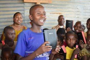 Tanzania Children Bibles